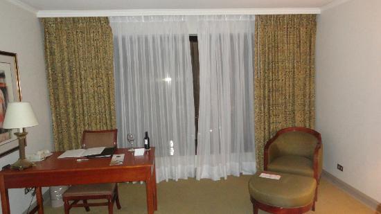 Crowne Plaza Santiago: Bedroom