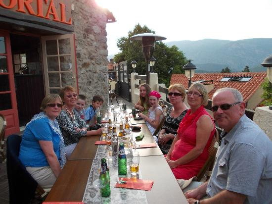 Bistrot Le Cortal: Birthday dinner at Le Cortal