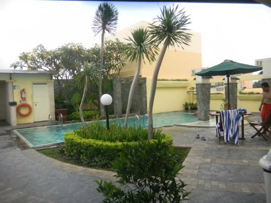 Hotel Ibis Yogyakarta Malioboro: Plunge Pool