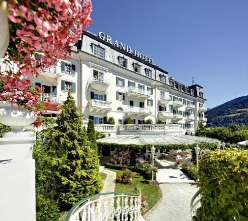 Haus Am See Zell Am See Austria Bookingcom: Picture Of Grand Hotel Zell Am See