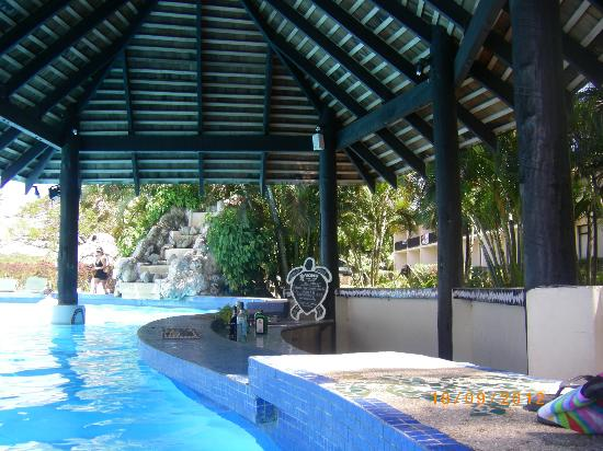 Anchorage Beach Resort: well shaded