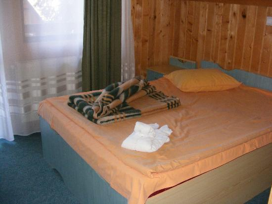 TraveLand Poiana Brasov: Double room on the first floor