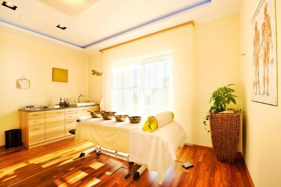 Revita Hotel Kocher: Massageraum