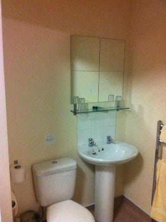 River Don Tavern Bathroom Good Size Modern Showe Standard Room Full Length Mirror