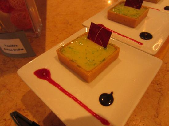 The Biltmore Hotel Miami Coral Gables: key lime pie