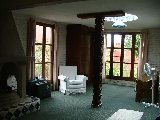 Hotel San Borja B&B: Chambre