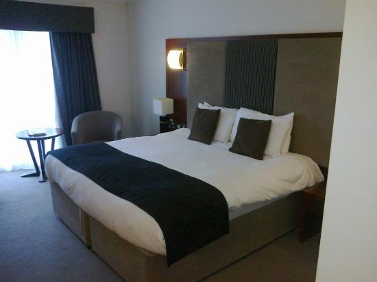 Best Western Plus Keavil House Hotel: Ground floor room, rear facing gardens.