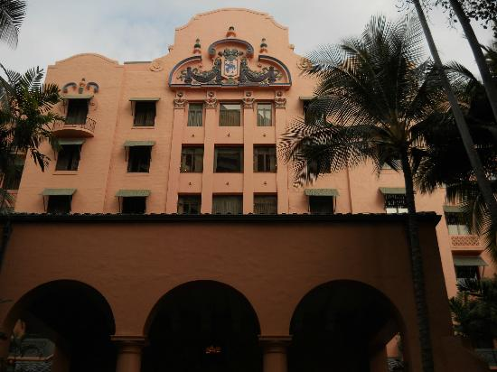 The Royal Hawaiian, a Luxury Collection Resort: The Pink Palace in sunny Waikiki.
