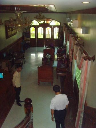 Gloria Angkor Hotel: Lobby