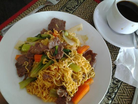 Gloria Angkor Hotel: Set Breakfast