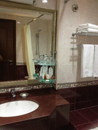 Flora Grand Hotel: very clean