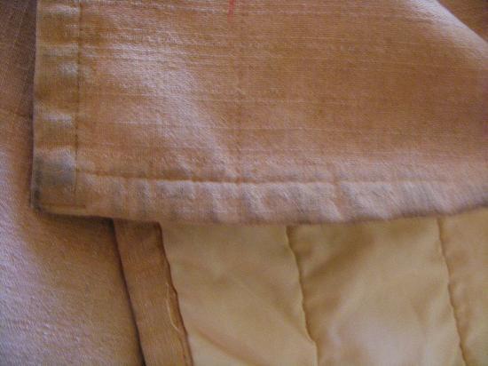 L'Ambiance Resort Bodrum: blankets