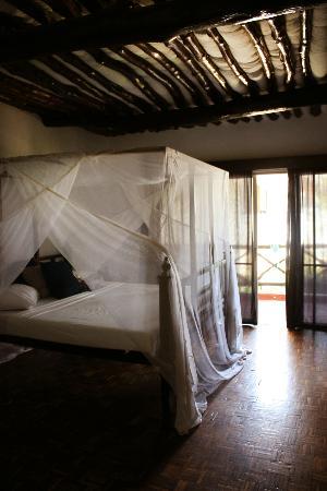 Camera da letto...da sogno! - Foto di Barracuda Inn, Watamu ...