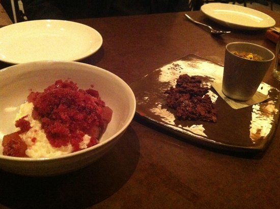 Photo of American Restaurant State Bird Provisions at 1529 Fillmore St, San Francisco, CA 94115, United States