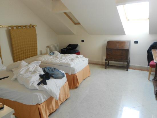 Hotel Leon D'Oro: prima camera doppia