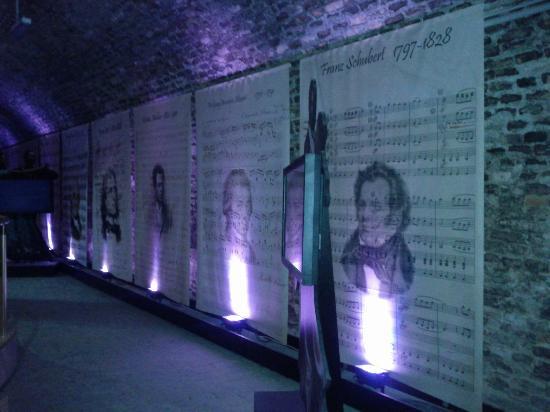 Time Travel Vienna: Music zone