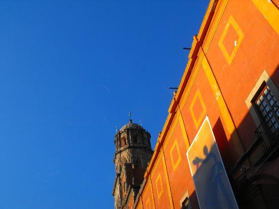 Templo de San Francisco: Belfry.