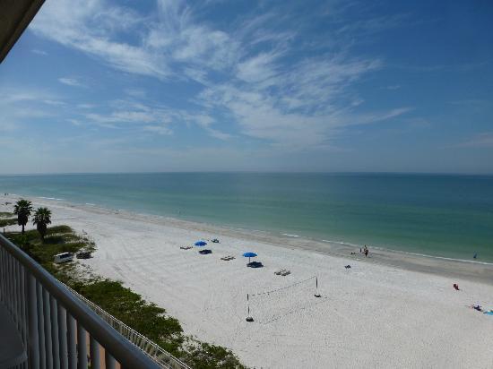 Seagate Condominiums: Gorgeous beach!
