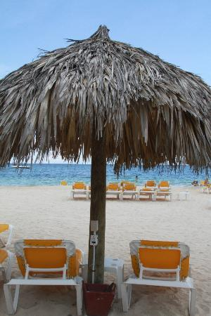 Iberostar Rose Hall Suites : The Private Beach