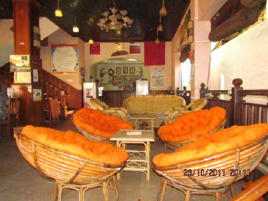 Angkor Voyage Villa: Lobby