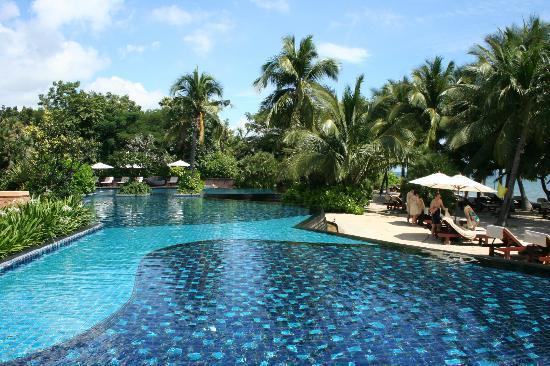 Asara Villa & Suite: Beach Pool