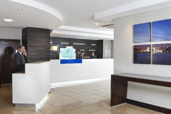 Holiday Inn London - Regent's Park: Hotel Lobby