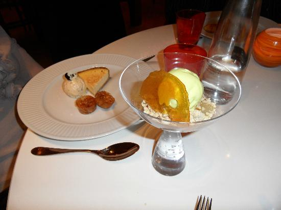 The Grill At The Montcalm: Brilliant Dessert