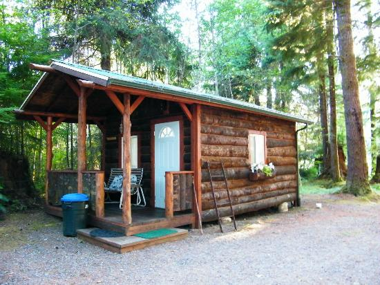 Huckleberry Lodge Cabins: Trappers cabin