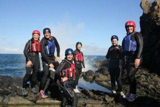 Adventurous Experiences: group shot...