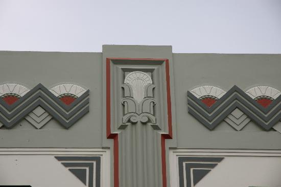 art deco motifs picture of art deco trust napier. Black Bedroom Furniture Sets. Home Design Ideas