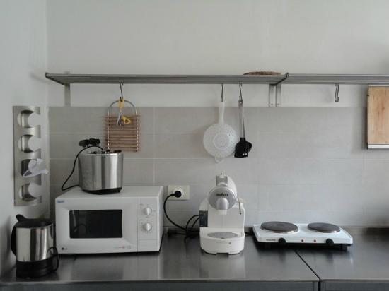 ai musei bed breakfast in the kitchen accessori cucina