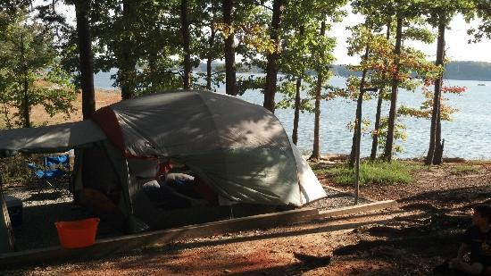 Occoneechee State Park Clarksville 2018 All You Need