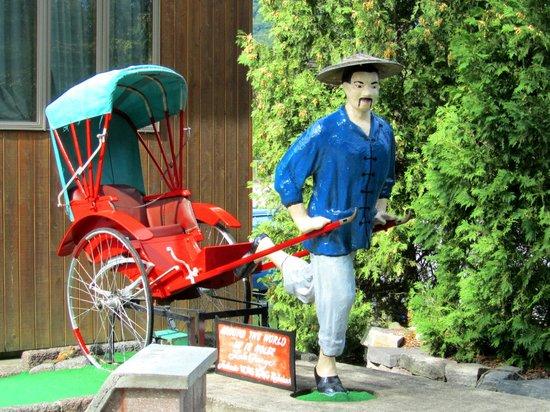Around the World Miniature Golf