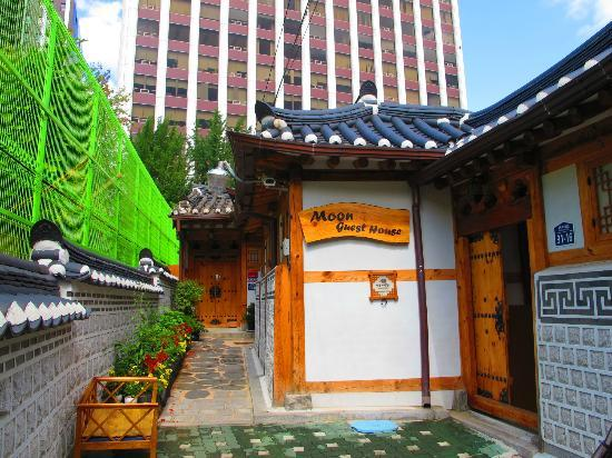 Moon Guesthouse : Moon guest house
