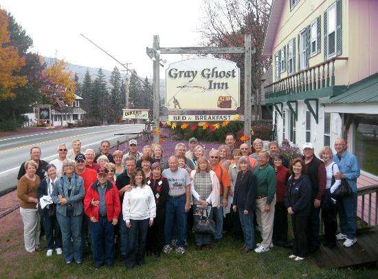 CVCC at the Gray Ghost Inn