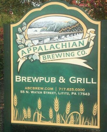 Appalachian Brewing Company - Litiz: ABC