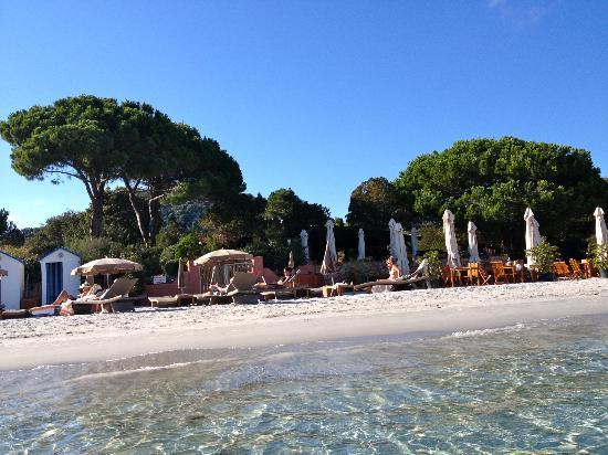 Tamaricciu : Prachtig strand!