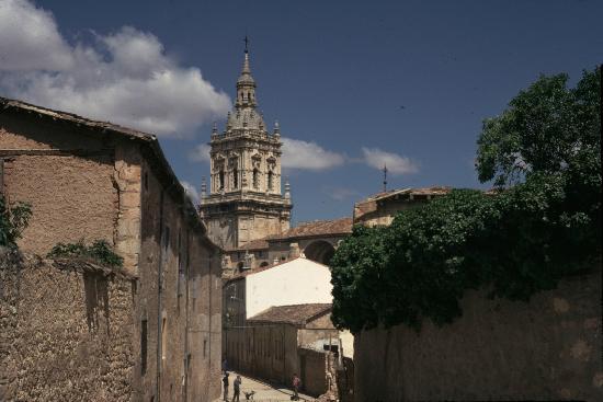 El Burgo de Osma, Spain: 1970 et beaucoup..