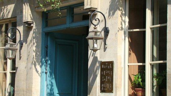 Hotel Relais Saint Sulpice: FACADE
