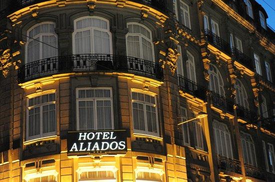 Hotel Aliados: Hotel