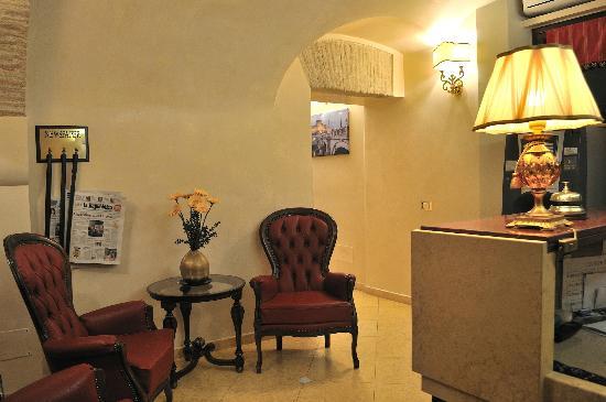 Al Casaletto : Hall