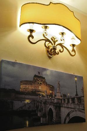 Al Casaletto : Particolari delle camere