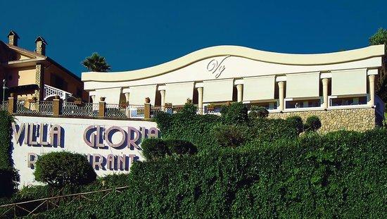 Fisciano, İtalya: villa gloria ,esterno