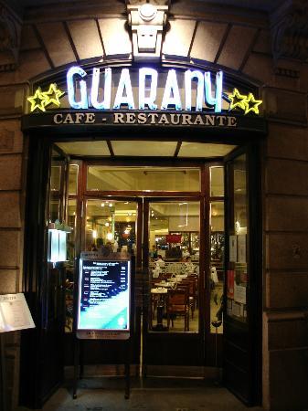 Hotel Aliados: Cafe Guarany