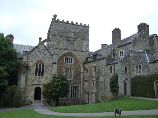 Buckland Abbey: The Abbey