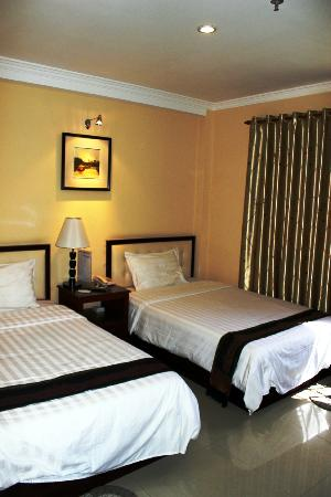 Silver River Hotel: Letti