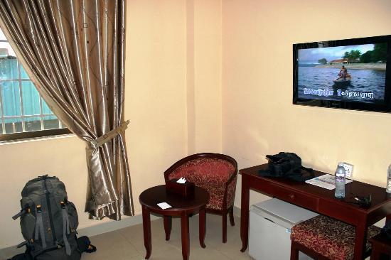 โรงแรมซิลเวอร์ ริเวอร์: Camera