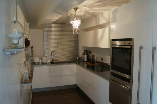 Residenza Vespucci: Kitchen in our Luxury Apt.