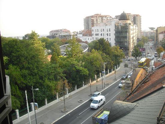 Ulica Takovska Quarto Piano Na Slici Je Good Morning Hostel