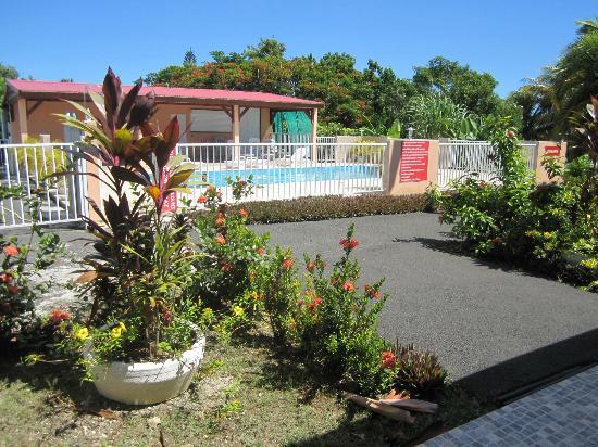 Domaine de Laureal: piscine